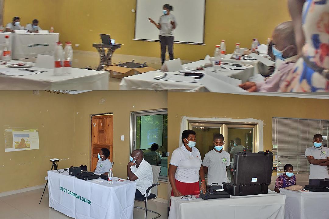 SANE Malawi ERA Training