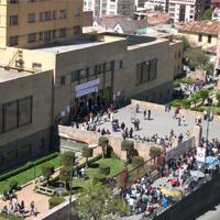 Universidad Mayor de San Andrés
