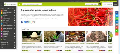 Access Agriculture en español