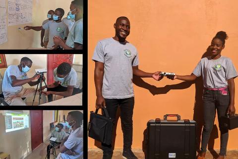 KCOA Malawi YE Training