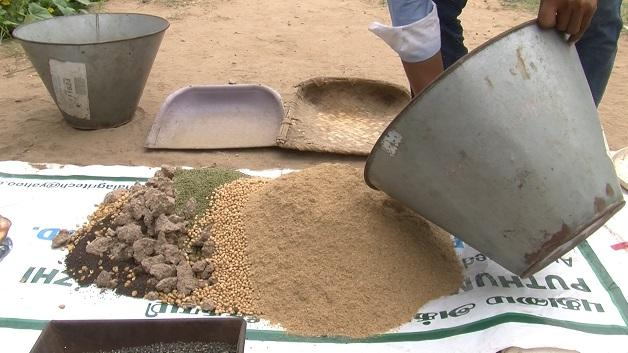 Preparing low-cost concentrate feed