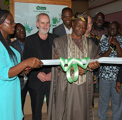 ACCESS Agriculture Cotonou official opening